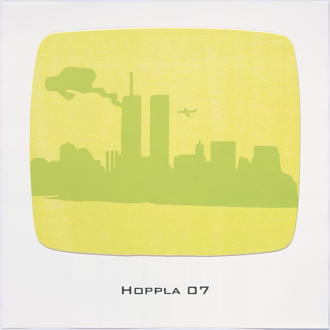 """Tobias Ruppert, """"HOPPLA_07"""", 2003"""