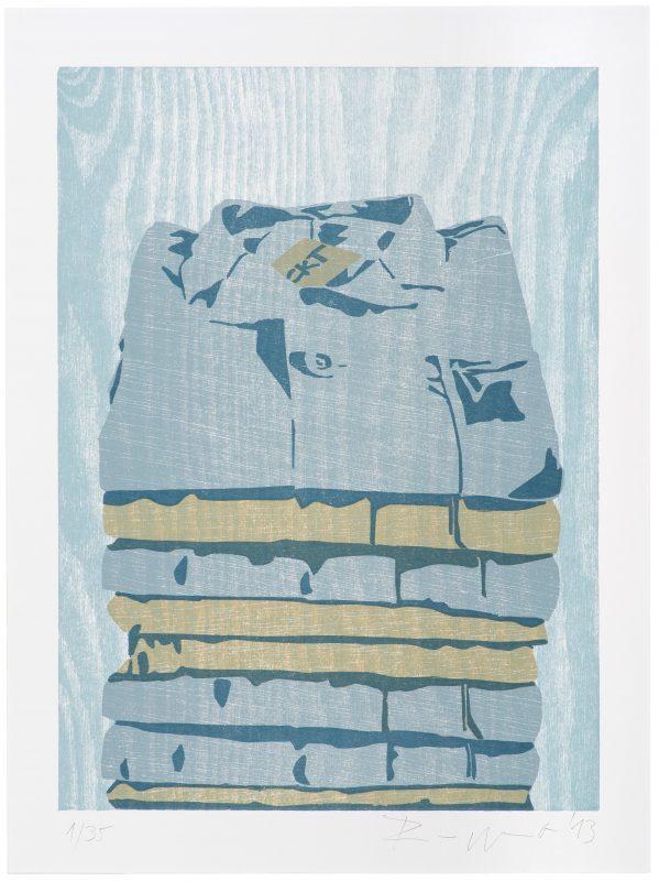 """Tobias Ruppert, """"OSTFILDERNER APHORISMEN CKT"""", 2010"""