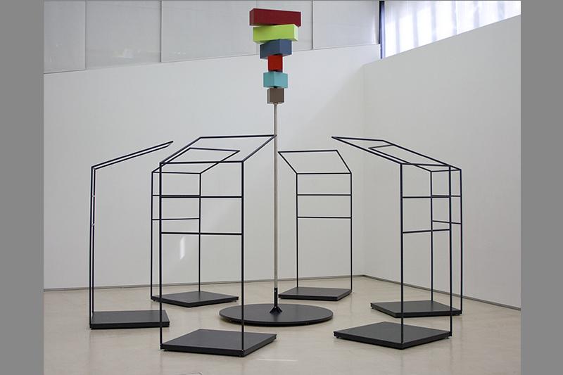 """Tobias Ruppert, """"Konferenz oder auf Augenhöhe"""", 2008"""