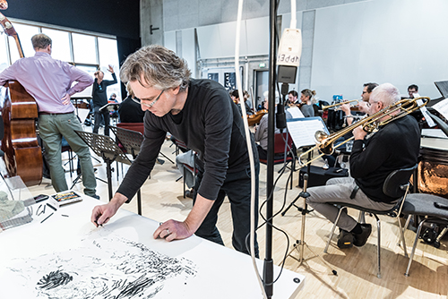 künstlerische Bildung mit Tobias Ruppert
