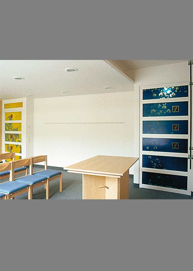 Kunst am Bau Marienhospital